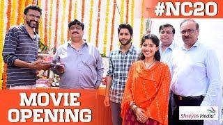 Naga Chaitanya - Sai Pallavi New Movie opening   #NC20   Sekhar Kammula   Shreyas Media  