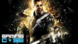 GamingDose :: Review: Deus Ex Mankind Divided