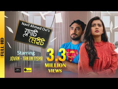Download Flatmate | ফ্ল্যাট মেইট | Jovan | Tisha | Siam | Navil | Bangla Romantic Drama 2019 HD Mp4 3GP Video and MP3