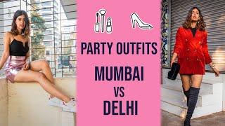 Mumbai Vs Delhi #2: Party Outfits, Christmas New Years Eve | Sejal Kumar