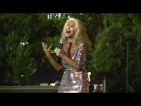 "Donna Loren ""It Only Hurts When I Cry""  Live w/The Rip Chords 7/13/13"