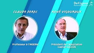 Échanges entre Claude Férec et René Vigouroux : Actualité muco, coronavirus, financement de la reche