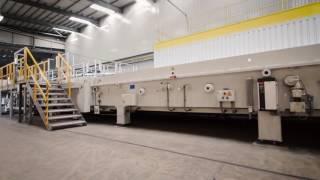 Saint-Gobain Glass Production Process