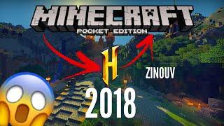 Minecraft PE : Hypixel Server IP!
