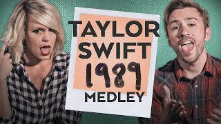 Taylor Swift 1989 Medley