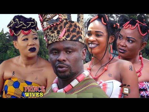 Prince wives Season 1 & 2 - ( Zubby Michael / Ugezu J Ugezu ) 2019 Latest Nigerian Movie