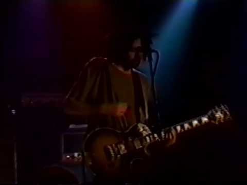 SUNNY DAY REAL ESTATE live at the Bottleneck in Lawrence, KS on 12.03.94