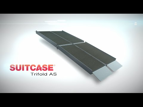 Thumbnail of the Product Overview - SUITCASE® Trifold AS | EZ-ACCESS video