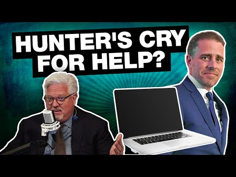 Glenn Beck's Theory: This Is Why Hunter Biden Allegedly Abandoned His Laptop! - Must Video