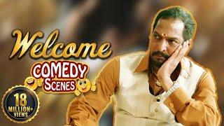 Best of Nanapatekar Comedy Scenes – Welcome – Nanapatekar – Akshay Kumar – Paresh Rawal