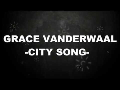 Grace VanderWaal - City Song (Karaoke Version) 🎵