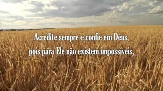 Mensagem de otimismo evangélica