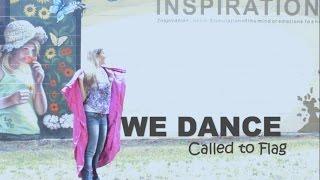 Worship Flag Dance (We Dance - Bethel Worship)  ft Amy