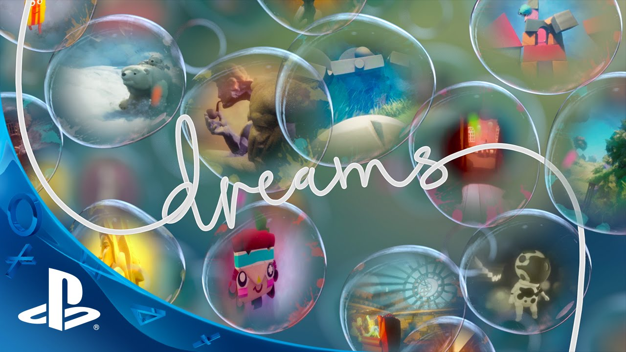 Dreams for PS4, Announced at E3