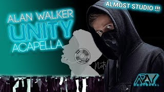 ACAPELLA ALAN WALKER - UNITY ( VOCAL ONLY) [FREE DOWNLOAD]
