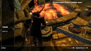 обзор мода для Skyrim #2 серия  Небесный замок (Часть-1)