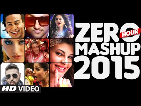 Zero Hour Mashup 2015 Best Of Bollywood  Dj Kiran Kamath