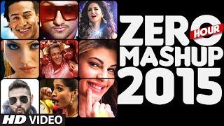 ZERO HOUR MASHUP 2015 | Best of Bollywood | DJ Kiran Kamath | T-Series