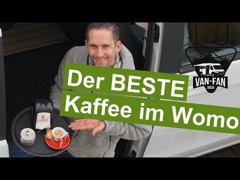 3 Varianten für den BESTEN Kaffee im Wohnmobil oder Camper im Test