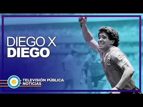 Video: El día que Maradona habló de su muerte