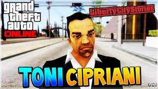 FAIRE TONI CIPRIANI (GTA LIBERTY CITY STORIES ) SUR GTA 5 ONLINE