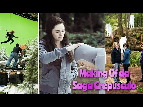The Twilight Saga: Making Of Documentary