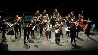 Amparito Roca - Flautesta. III Encuentro de Escuelas Musicaeduca