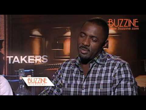 Takers: Hayden Christensen, Idris Elba, Chris Brown, T.I. & more -  Buzzine Interviews