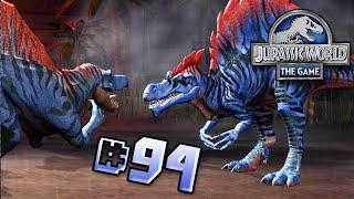 Spinosaurus Event! || Jurassic World - The Game - Ep 94 HD