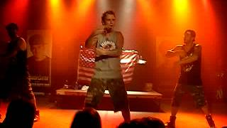 "Aaron Carter The After Party Tour Raleigh, NC ""Bounce"""