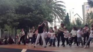 VERNEDA ALTA baile niños 2013