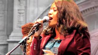 Burnt Sugar, The Message From The Soul Sisters, Bryant Park, NYC 9-16-11