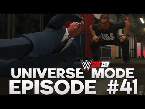 WWE 2K19 | Universe Mode - 'WELCOME BACK PETE!' | #41