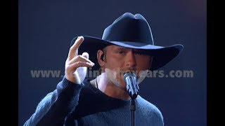 """Tim McGraw  """"Please Remember Me"""" 1999 [Reelin' In The Years Archives]"""