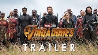 Marvel libera trailer final de Vingadores: Guerra Infinita. Assista: