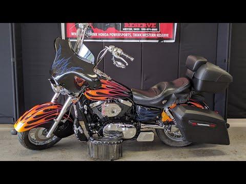 2004 Kawasaki Vulcan® 1500 Classic in Mentor, Ohio - Video 1