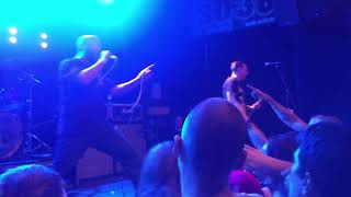 """Dag Nasty """"One To Two"""" in Berlin, Germany @ SO36 - April 2016"""