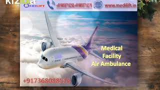 Fast Air Ambulance Service in Bangalore with Medical Facility