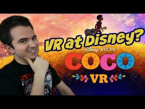 Virtual Reality at Disney?