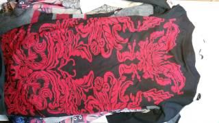 Cream платья осень итал 3пак 12.35кг 13.50€/кг 36шт