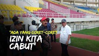 Awas! Rusak Stadion Manahan Solo, Piala Dunia U-20 Gagal Dilaksanakan di Solo