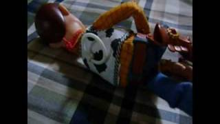 Stinky Woody from Toy Story 3 Farts