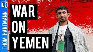 Exposing Saudi Arabia's Role in Yemen Conflict