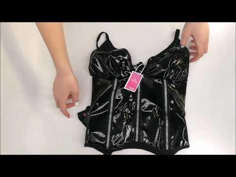 Pikantní korzet Stormea corset - Obsessive