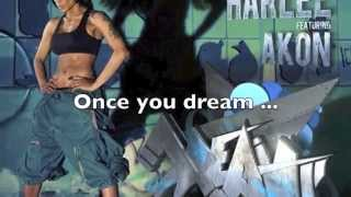 Harlee ft. Akon - Dream Warriors (Lyric Video)