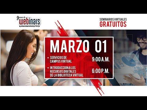Campus virtual - Portal UNIMINUTO