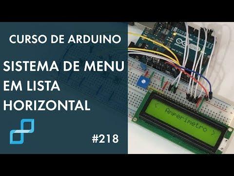 Arduino LCD Menu Library - Coding Menus the Easy Way