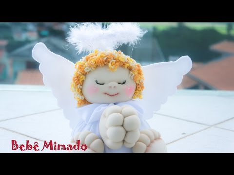 Boneco Anjinho