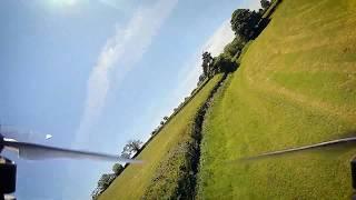 Testing the DJI Digital FPV System - Holybro Kopis 2 HDV Quadcopter flight
