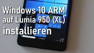 Tutorial: Windows 10 ARM auf Lumia 950 XL installieren (Anleitung)